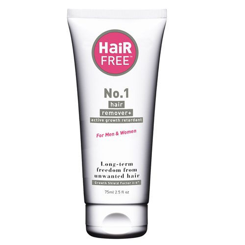Hairfree permanant hair remover starter kit