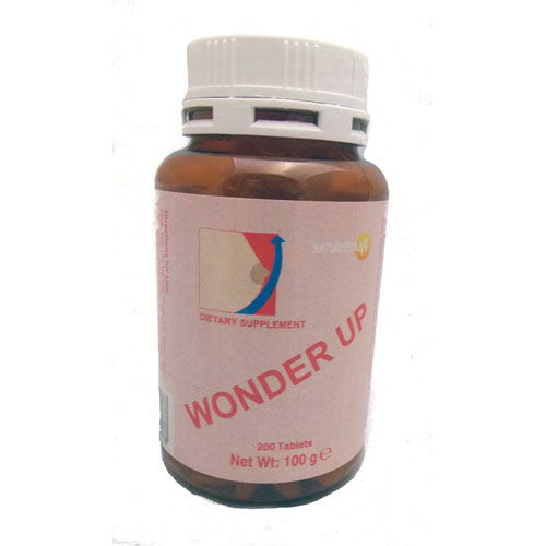 Wonder Up Breast Tablets