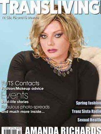 TransLiving transgender lifestyle Magazine