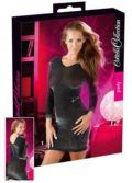 Lurex sexy short Glitter Dress