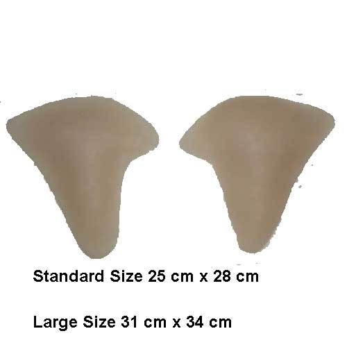Silicone Hip Pads