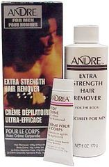 andre extra strength hair remover