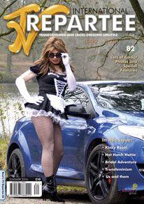 Repartee Transgender Lifestyle Magazine