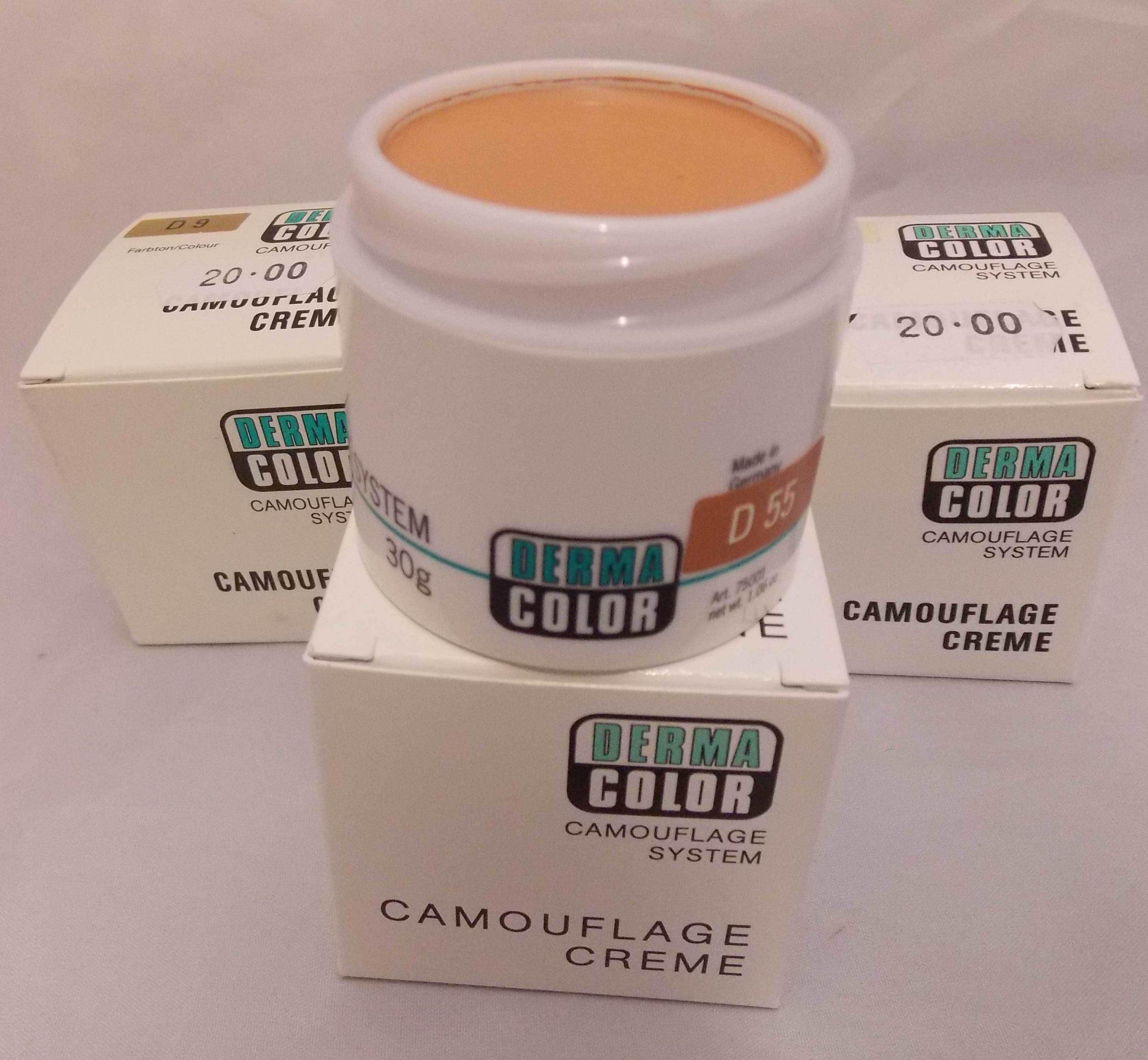 Dermacolor Camaflouge Creme 30 Grams pot