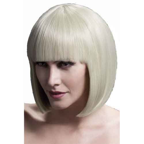 Fever Elise Medium Bob Wig with Fringe