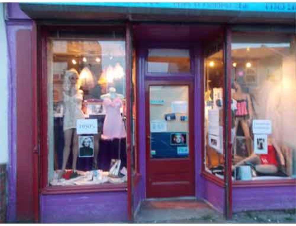 Lacies shop, Folkestone, Kent, UK