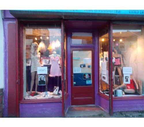 Lacies shop, Folkestone, Ken