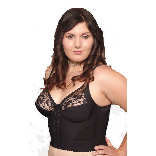 Longline Bra (underwired)