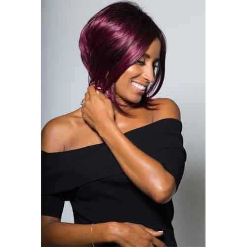 Aria bob style wig from Hi Fashion Collection