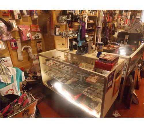 Lacies shop post burglary