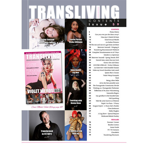 TV TS TG Magazines