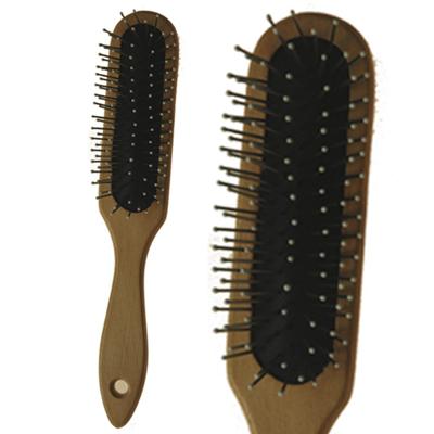 Wooden Wig Brush