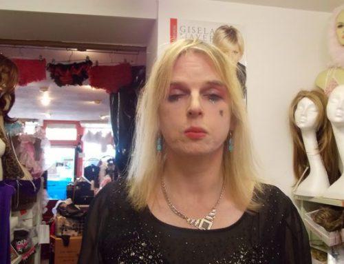 Sue Sheppard  interviewed by Ben Tonks  Brighton LGBT TV