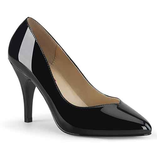Dream-420W 4 inch wide fitting ladies Court Shoes