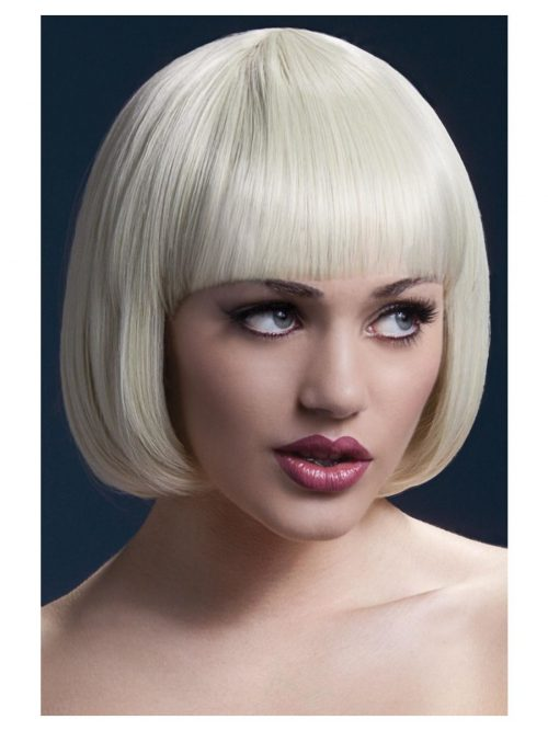 Fever Mia Short Bob Wig with Fringe