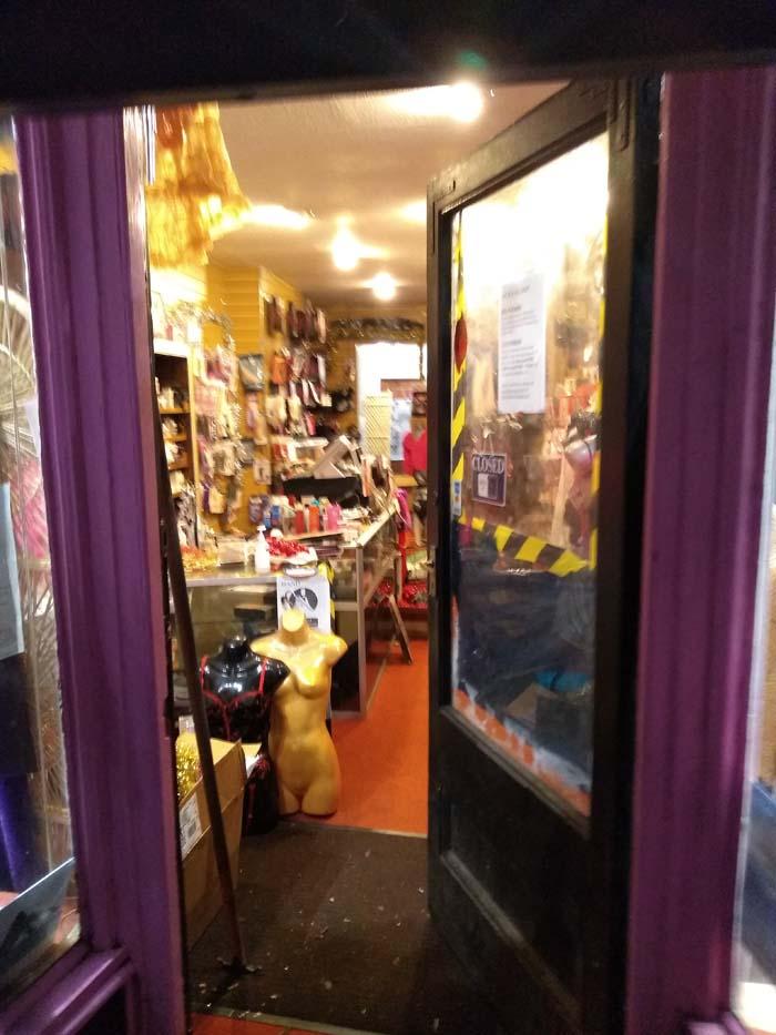 lacies folkestone shop